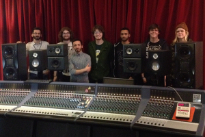 School of Audio Engineering