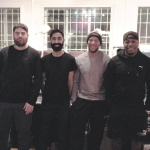 Rudimental chose Unity Audio Boulder MKII' monitors for private studio
