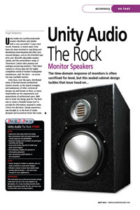 Sound on Sound Rock review