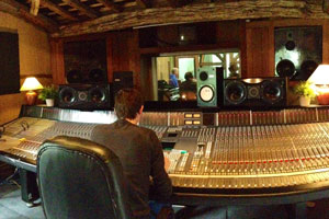 Monnow Valley Studios