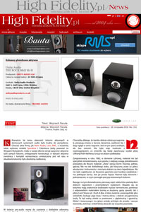 Hi Fidelity Poland Rock Hi-fi review